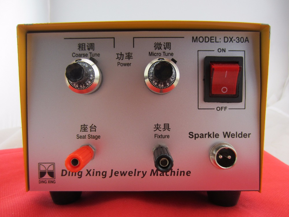 Jewelry gold Welding Machine, Multi-function mini Spot solder jewelry Welder, Electronic Spark Welder,necklace making machine