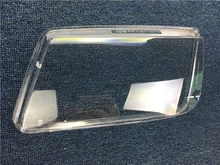 Auto parts For Volkswagen Bora headlight cover lamp headlamp 02-05  Transparent shell 2pcs