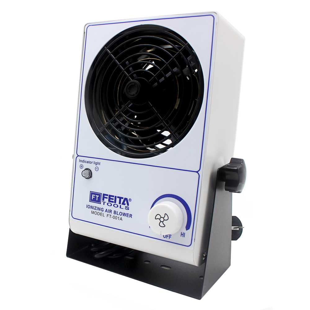 FT-001A PC ESD ionizer fan ESD Ionizing Air Blowers for Print Electronic Technology Factory Aliexpress wholesale High quality