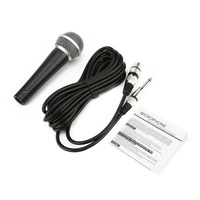 Dynamic Microphone Vocal Wired Recording Mic Cardioid Microphones Instrument Unidirectional Handheld Karaoke Microphone Dropship