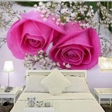 beibehang custom 3d stereo wallpaper mural backdrop wall paper bedroom bedside p