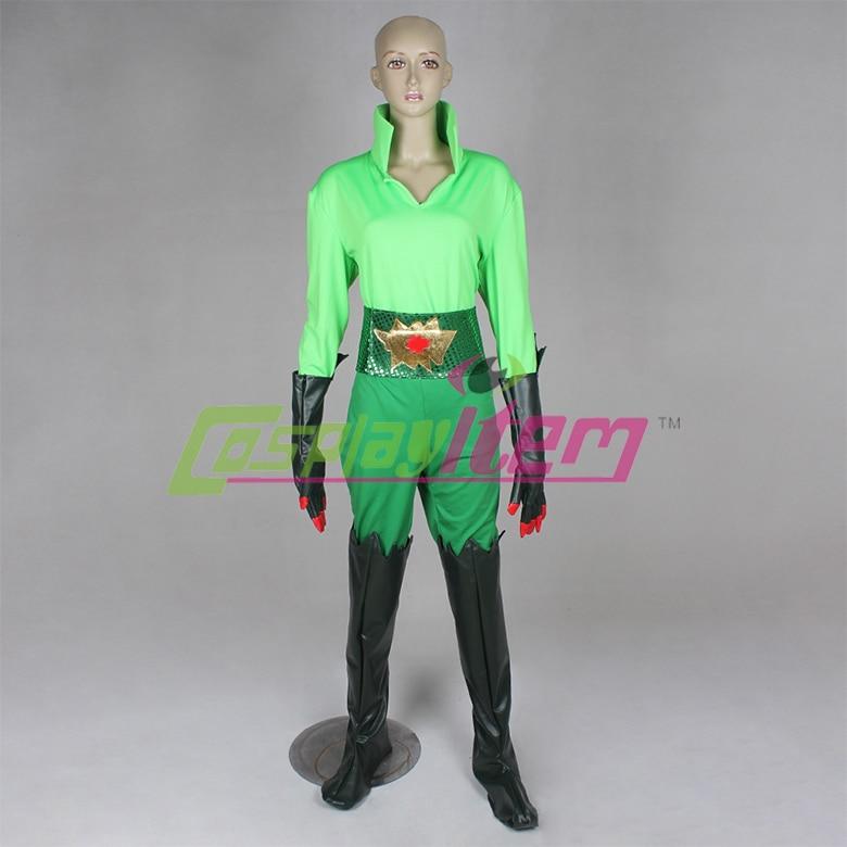 Batman Poison Ivy Pamela Lillian Isley Cosplay Costume Sexy Women