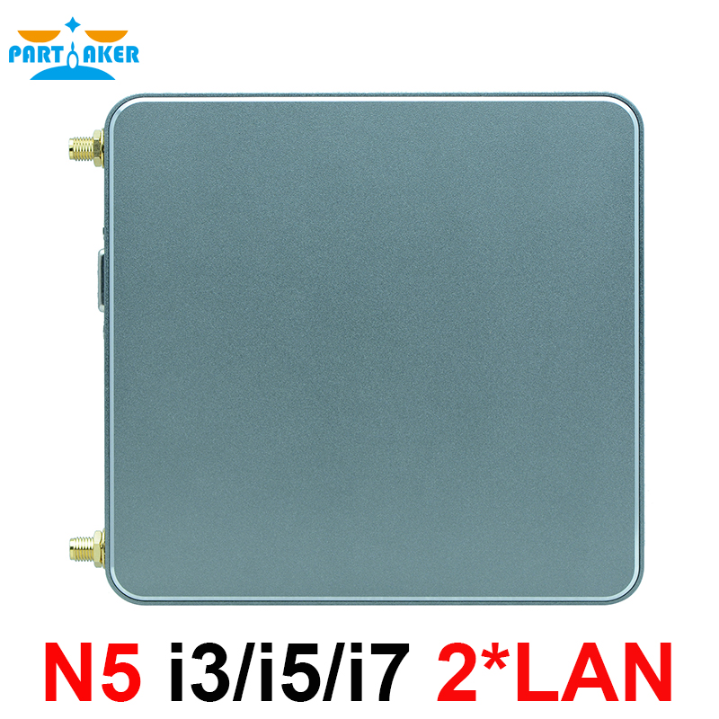 China fabrik Nuc dual nano pc I3 4005U i5 4200U I7 4500U Prozessor Intel fan mini pc computer