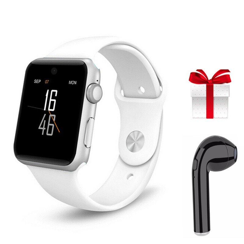 Smart watch DM09 iwo 1:1 men's smart watch compatible with ios and android with camera with sim card VS IWO 2 IWO 5 IWO8 Watches