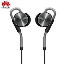 Original huawei activa am180 auricular de cancelación de ruido auriculares hi-fi con control remoto y micphone para huawei teléfonos