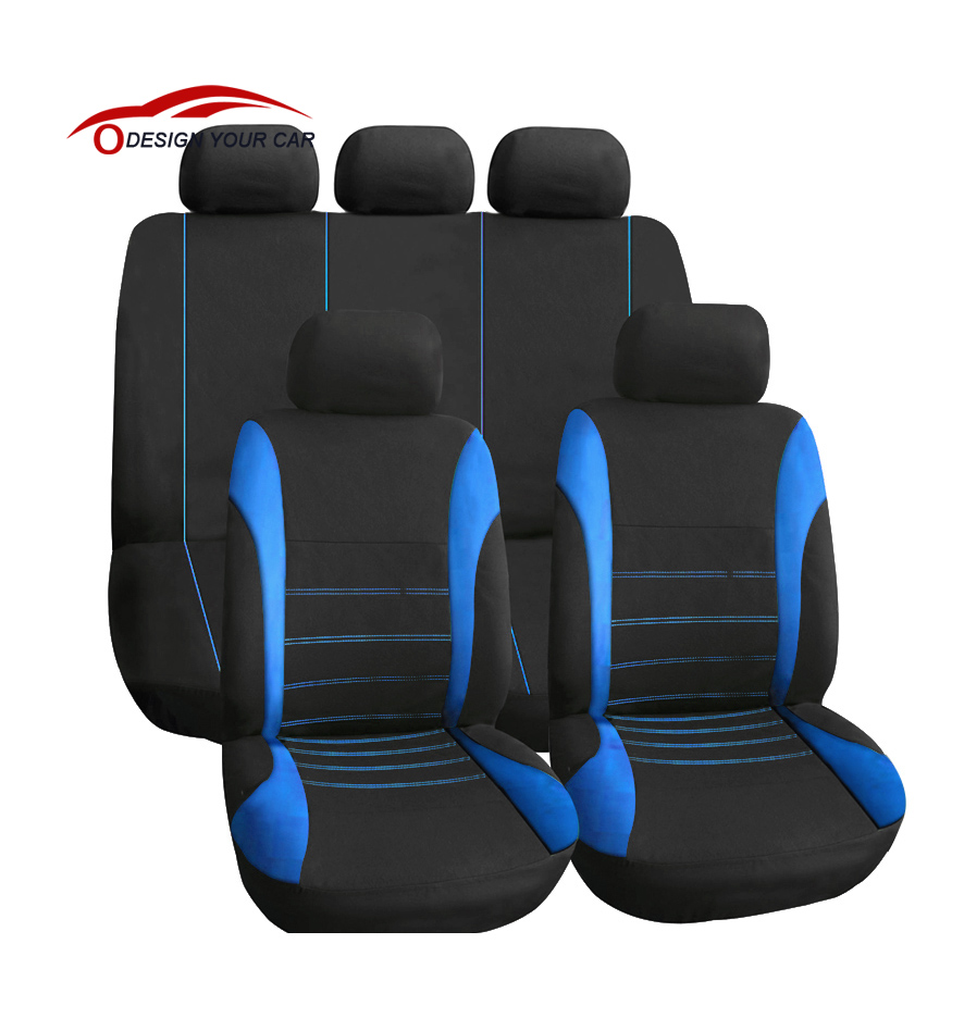 9pcs waterproof car seat covers for car seats universal car style cover seat car seat protection. Black Bedroom Furniture Sets. Home Design Ideas