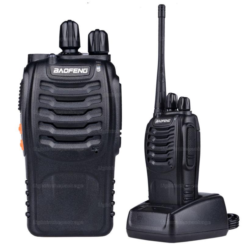 Baofeng BF-888S Walkie Talkie 5W Handheld Pofung bf 888s UHF 5W 400-470MHz 16CH Two Way Portable CB Radio (4)