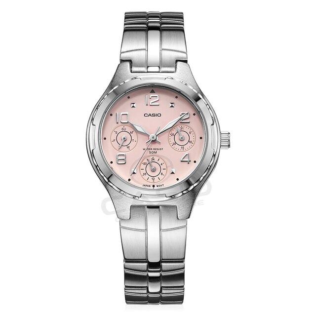 38caf89cb5a CASIO relógio de ponteiro Luminoso Vida à prova d  água Moda Relógio de  Quartzo Da