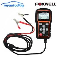 Foxwell BT705 12V 24V Battery Analyzer Tester For Cars Battery AGM Flat Plate AGM Spiral Gel
