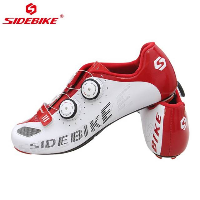 dfa1dac6c6cb placeholder 2017 new hot sale SIDEBIKE carbon road cycling shoes men s  outdoor sport bike bicycle sneaker self