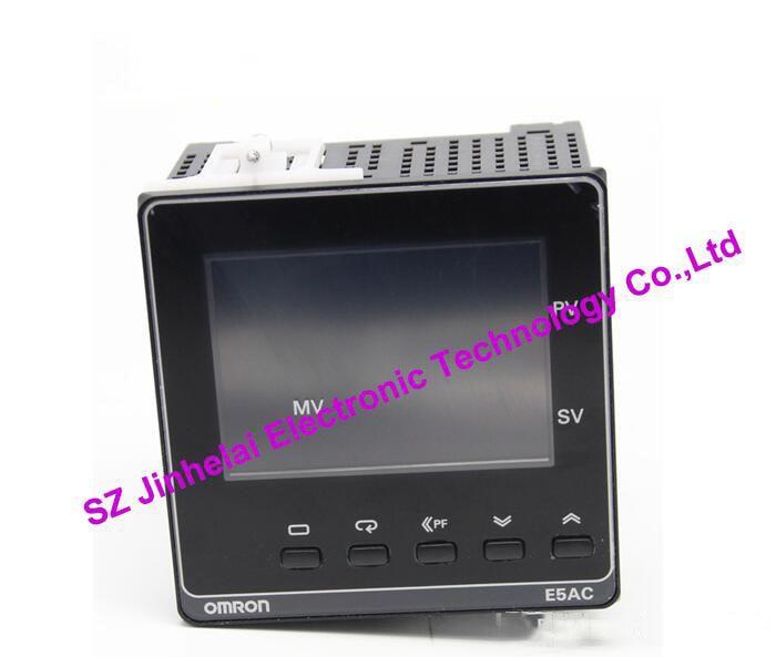 все цены на  E5AC-QX3ASM-800  New and original   OMRON DIGITAL CONTROLLER  AC100-240V (Can replace E5AZ-Q3T)  онлайн
