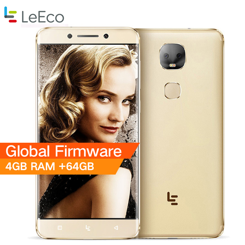 D'origine Letv LeEco Le Pro 3 Double AI X650 4G RAM 64G 5.5 pouce Android 6.0 MT6797D Deca Core 13MP Double Caméra 4000 mAh Smartphone