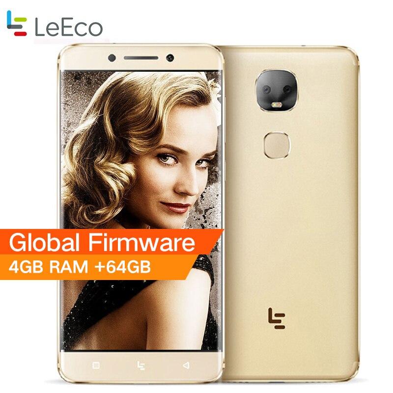 Ursprüngliche Letv LeEco Le Pro 3 Dual AI X650 4G RAM 64G 5,5 zoll Android 6.0 MT6797D Deca Core 13MP Dual-kamera 4000 mAh Smartphone