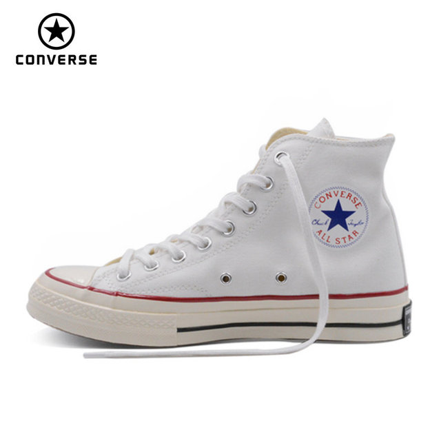 317aa21f8397 1970s Original Converse all star shoes spring and autumn shoes men women  unisex sneakers high classic Skateboarding Shoes