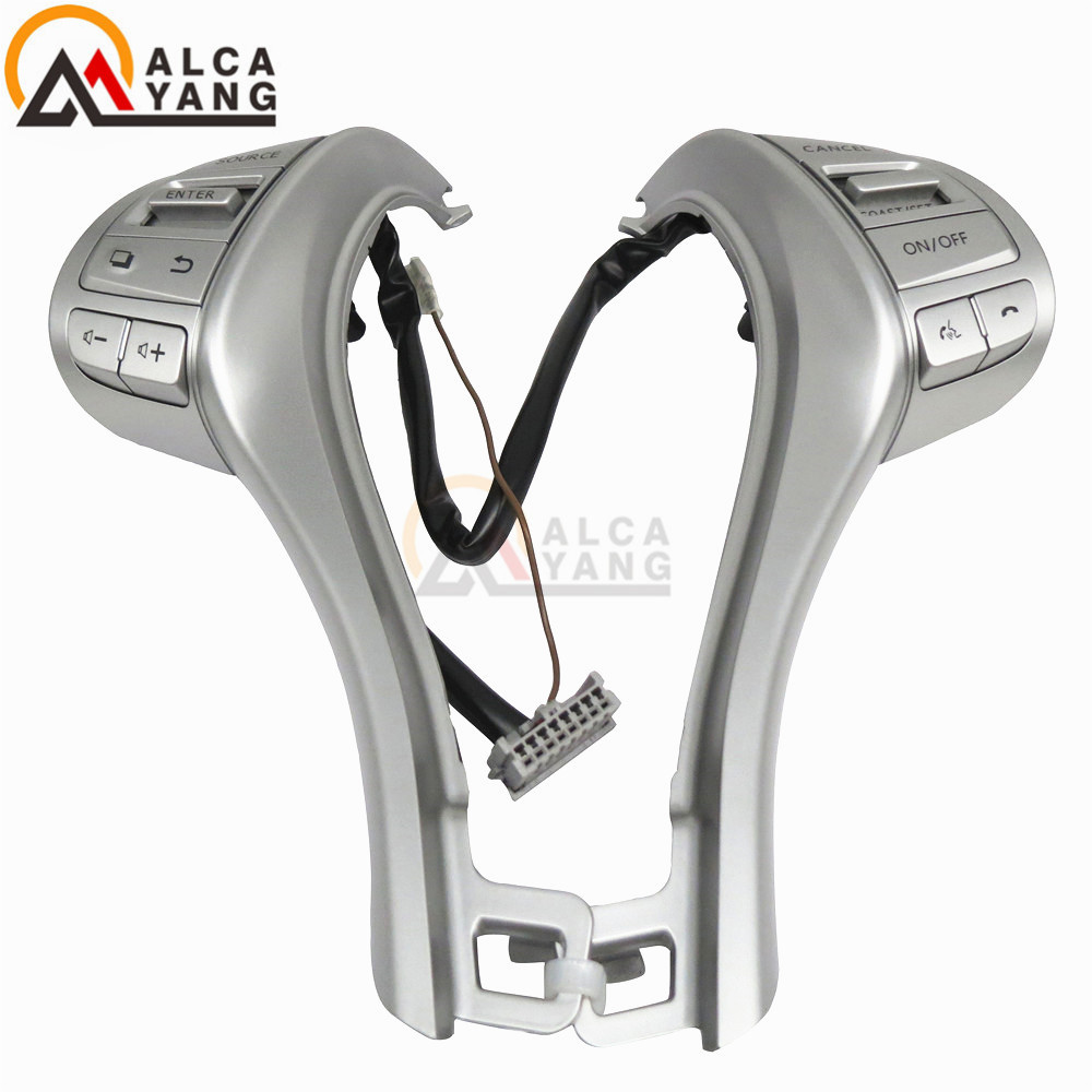 25550 3TA3A 255503TA3A Multifunction Steering Wheel Combination Control Switch For Nissan Altima 2013 2014 2015