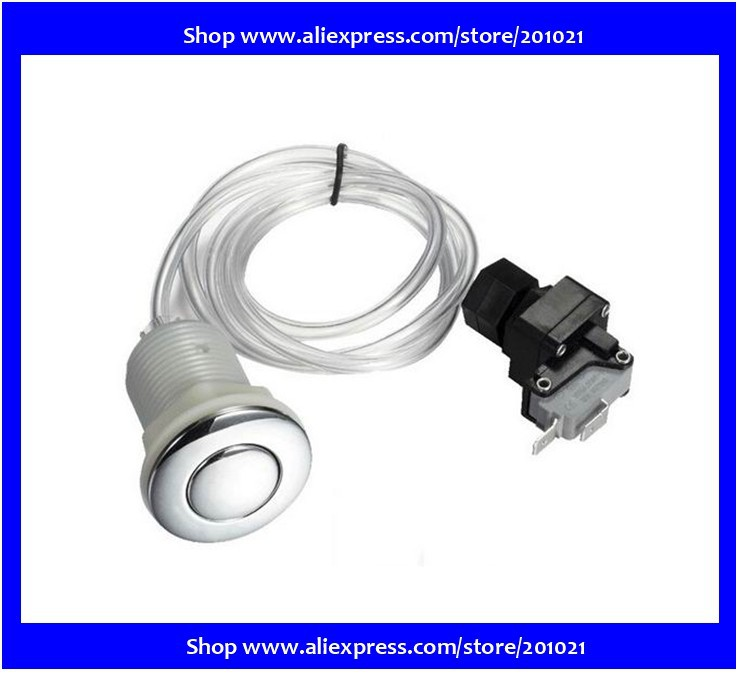 New Spa/ Pool Pump Pneumatic  Air button Switch kit  for any remote control purpose sanitary equipment, automotive applicationsNew Spa/ Pool Pump Pneumatic  Air button Switch kit  for any remote control purpose sanitary equipment, automotive applications