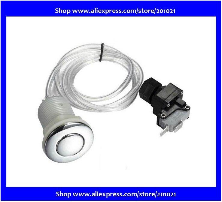 Nouveau Spa/Piscine Pompe Pneumatique Air bouton Interrupteur kit pour n'importe quelle télécommande but équipements sanitaires, applications automobiles