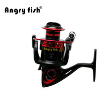 Angryfish X3000 Spinning Wheel Fishing Reel  8+1 Hand Reel Casting Fishing Lure Fishing Line Tackle Tools