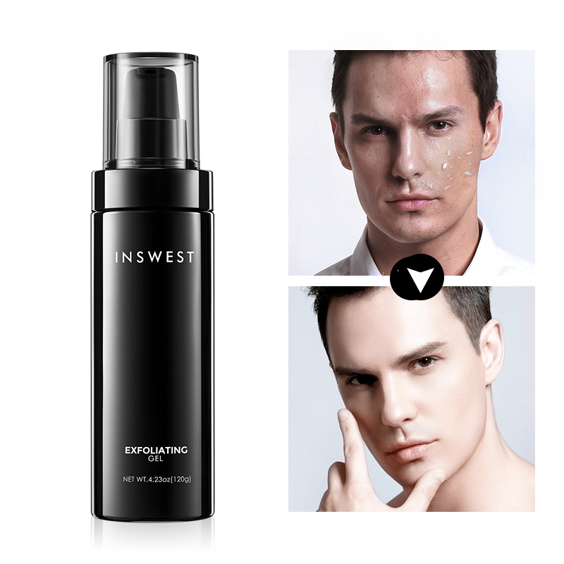 120g Men S Face Scrub Cream Natural Facial Exfoliator Exfoliating