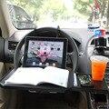 Coche Tablet Soporte Portavasos Multifuncional Panel de Tipo Cajón de Escritorio de la Computadora Productos Suministros de Automóviles Accesorios Interior