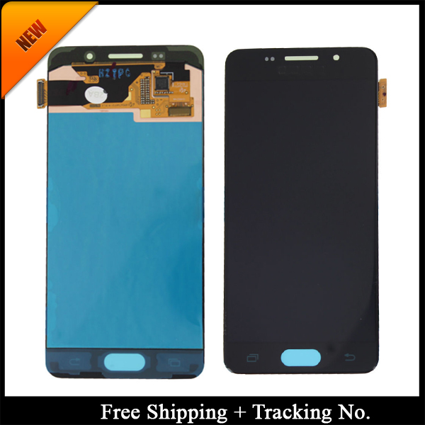 100 tested Super AMOLED For Samsung A310 A3 2016 LCD For Samsung A3 2016 A310 Display