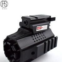 Avcılık Red Dot Lazer Sight Picatinny Weaver Raylı Dağı Tabanca Gun Kompakt için 20mm