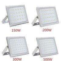 4 قطعة سامسونج LED كشاف ضوء 150 W 200 W 300 W 500 W IP65 110 V/220 V LED أضواء Refletor في الهواء الطلق الإضاءة الجدار مصباح الكاشف-في الأضواء الكاشفة من مصابيح وإضاءات على