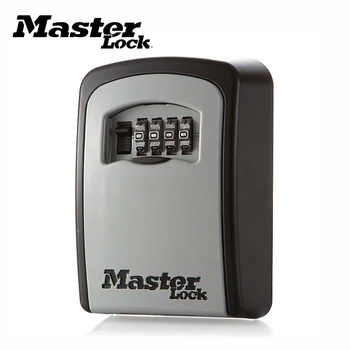 Master Lock Key Safe Box Outdoor Wall Mount Combination Password Lock Hidden Keys Storage Box Security Safes For Home Office - DISCOUNT ITEM  40% OFF All Category