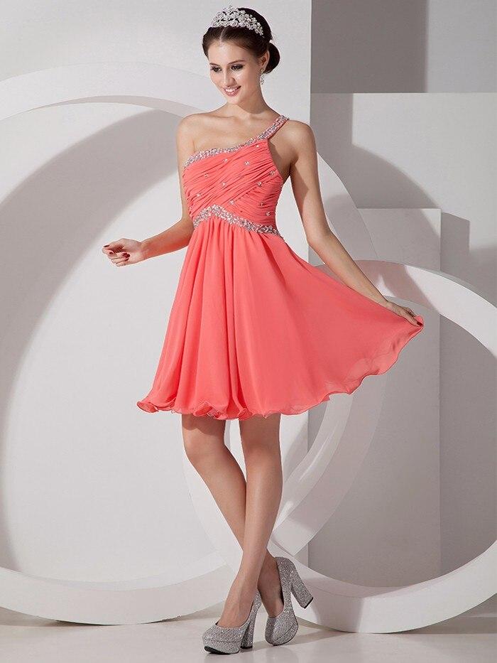 One Shoulder Prom Dresses Under 100prom Dressesdressesss