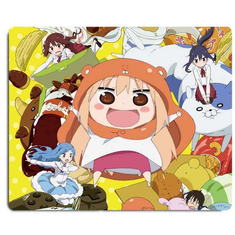 1 Pc Cute exquisite Anime EVA Mouse Pad Himouto Umaru-chan Mouse Pad Cartoon Cosplay Figure Toys gift