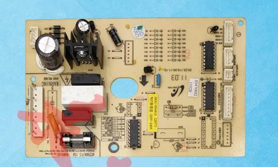 Original refrigerator Computer board Frequency conversion board DA41-00481A тумба под телевизор sonorous neo 81 c slv