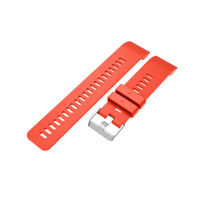 Silicone Strap for Garmin Forerunner 35 Watch band Replaceable Wrist strap wristband bracelet for Garmin Forerunner 35 Watchband in Watchbands from Watches