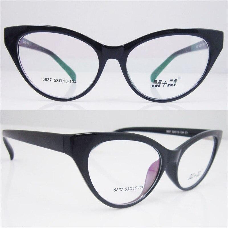 dcf4b318b5 Agstum Ladies Women TR90 Cat Eye Design Full Rim Clear Lens Eyeglass Frame  Eyewear Spectacles Fashion Glasses Prescription-in Eyewear Frames from  Apparel ...