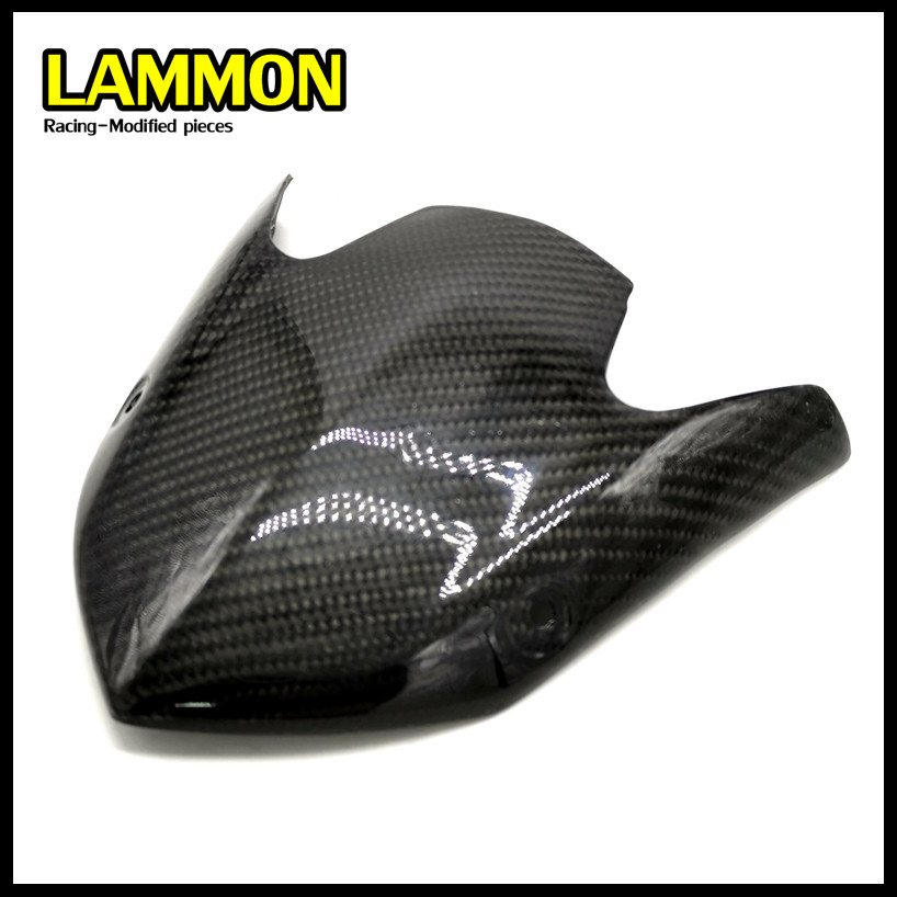 FOR KAWASAKI <font><b>Z1000</b></font> <font><b>2015</b></font> 2016 Motorcycle Parts Fairing Carbon Fiber Windshield image