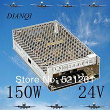 Источник питания 150 Вт 24 В 6.5A AC к dc блок питания AC DC конвертер S-150-24