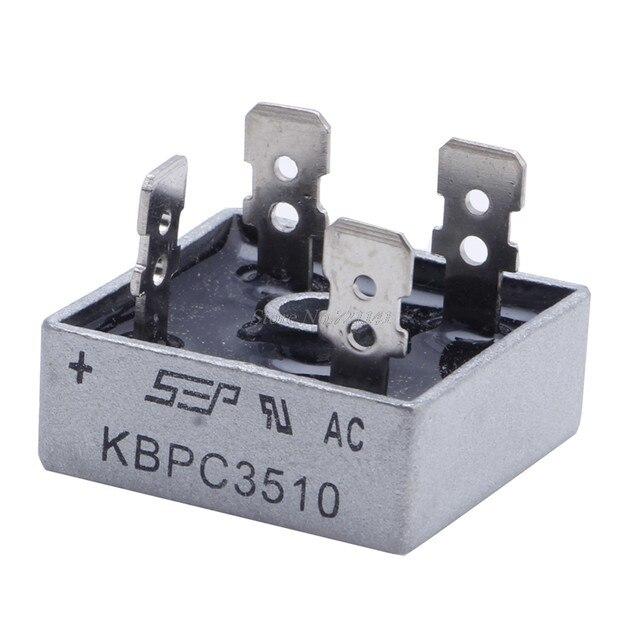 5Pcs-35A-KBPC3510-1000V-Metal-Case-Singl