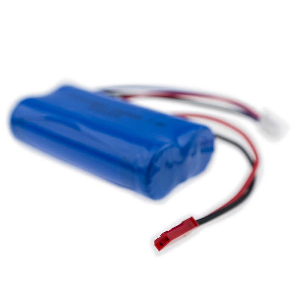 3 шт. 7,4 В 1500 мАч аккумуляторная батарея li-po и 3 в 1 зарядное устройство кабель для DH9053 9101 mjx f45 9118 rc вертолет запчасти