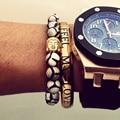 2016 Nature bead bracelet buddha bracelets paracord natural stone bracelet men pulseras hombre bracciali uomo mens bracelets