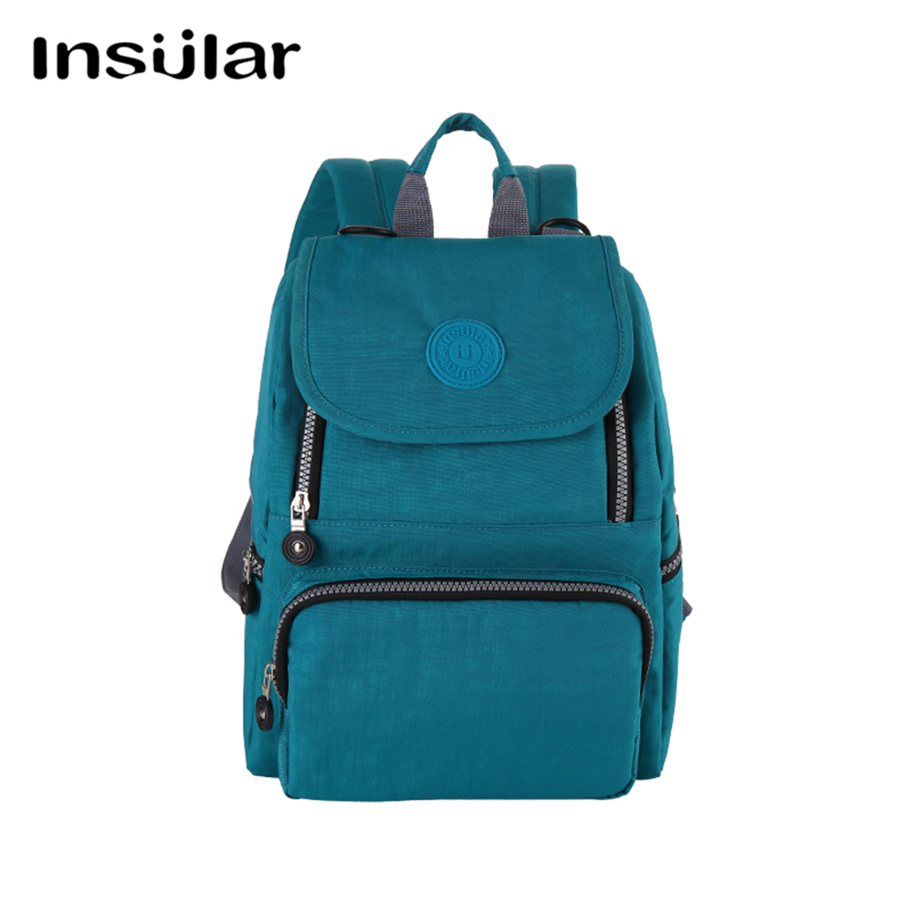 Mini Maternity Diaper Bag Fashion Mummy Baby Nappy Bag Infant Nappy Changing Nursing Bag Mini Travel Backpack For Stroller