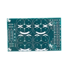 цена на Rectifier Filter Power Supply Board Mayitr Dual Power Rectifier Filter Parallel Output Power Supply Board For Amplifier Modules