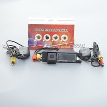 Беспроводная Камера Для Alfa Romeo Brera/Паук/Сзади Автомобиля Камера/HD Резервного копирования Камера Заднего Вида/CCD Ночь видение