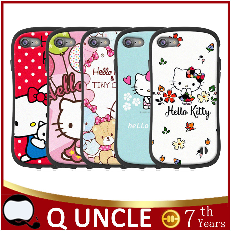 Japan Cartoon Mobile Phone Bags & Cases For iPhone 8 7 6 Plu