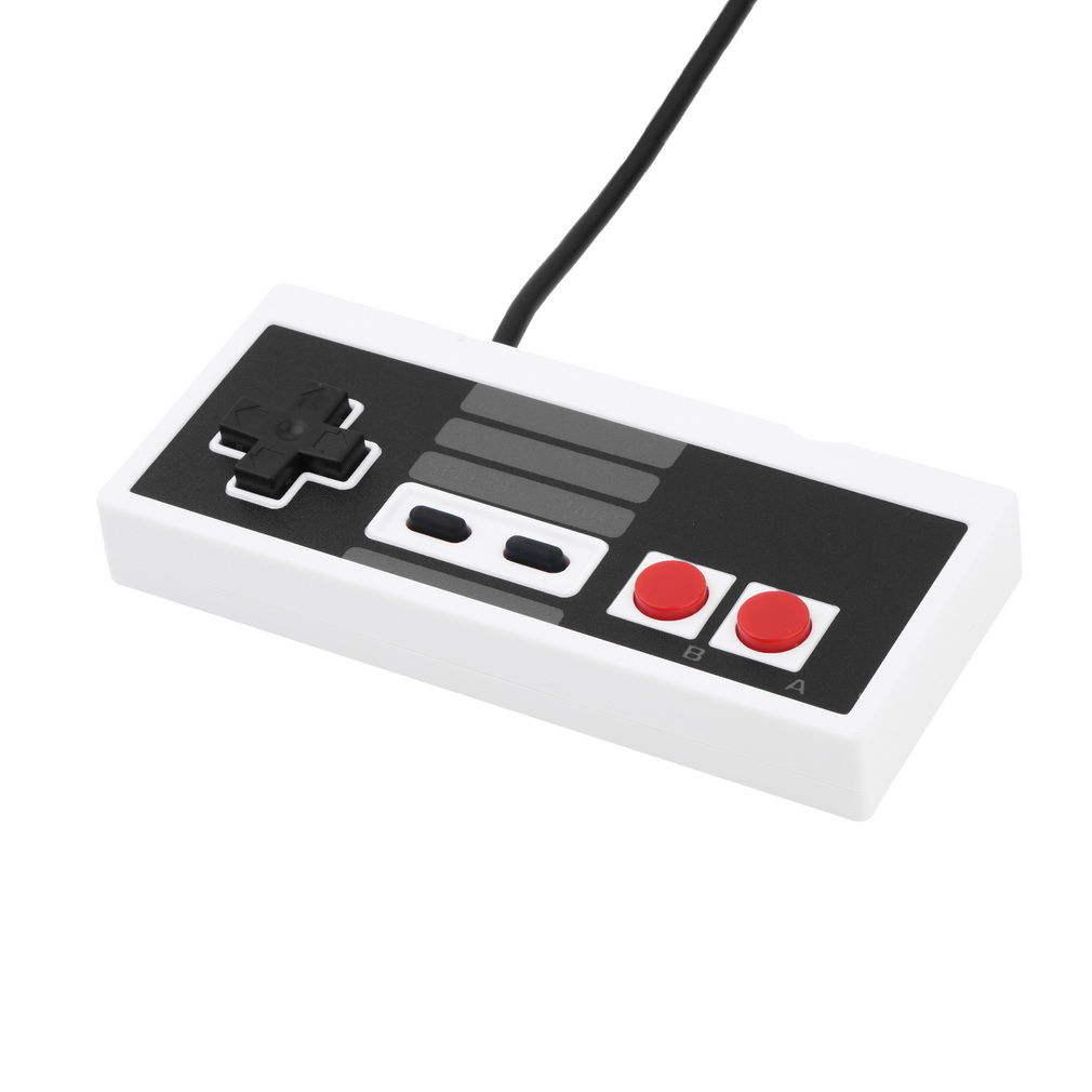 1pcs Classic Gaming Controller Joypad Gamepad For Nintendo NES for Windows PC for MAC hot new Gamepad Game accessories