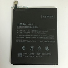 100% Original Backup new  BM34 Battery 3010 mAh for Xiaomi Battery In stock With Tracking number in stock 100% original test working uesd for lenovo a3860 motherboard smartphone repair replacement with tracking number