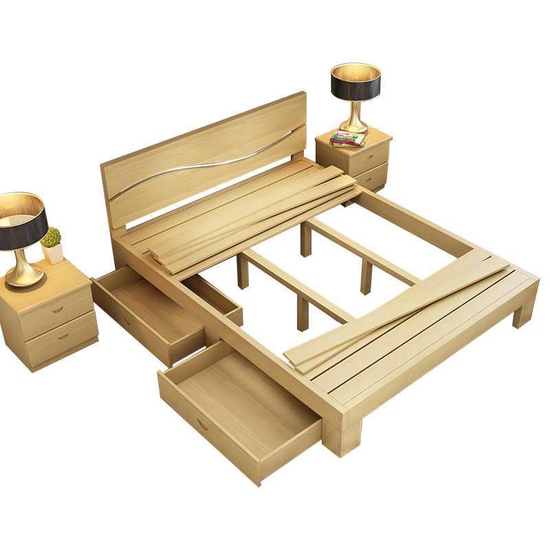 Single Yatak Frame Box Infantil Meble Modern Home Lit Enfant Literas bedroom Furniture Mueble De Dormitorio Moderna Cama Bed