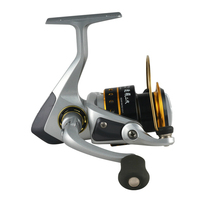 OKUMA SPA II 1000/2000 Spinning Reel 6BBMetal Head Fishing Wheel Seapole Fishing Gear Carp Fishing Strong Lure Spooler Lure Coil