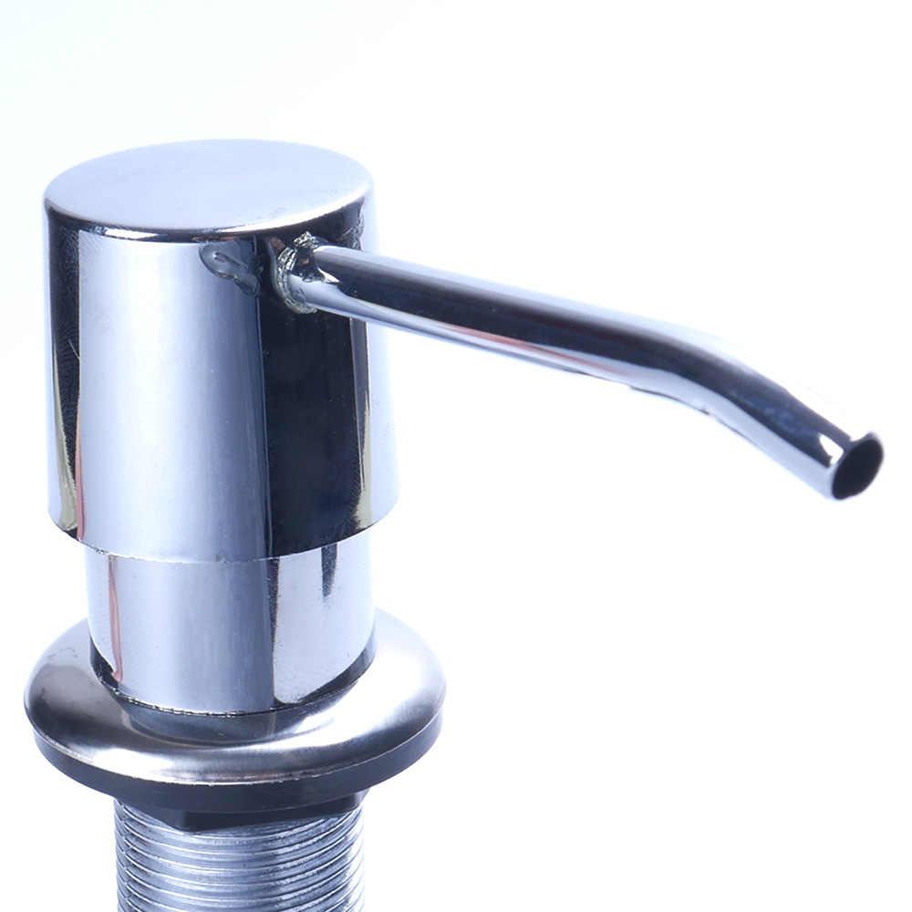 Łazienka kuchnia ręczne dozowniki mydła w sprayu dozowniki mydła w płynie butelka ABS 350 ml kuchnia zlew w celu uzyskania