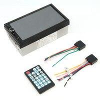 Cimiva 7 Inch TFT Large HD Touch Screen Bluetooth Car Vehicle DVD FM MP5 Radio Player