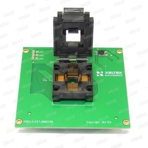 Image 3 - 100% Оригинальный Новый адаптер XELTEK SUPERPRO CX3010/DX3010 для программатора 6100/6100N CX3010/DX3010 разъем Бесплатная доставка