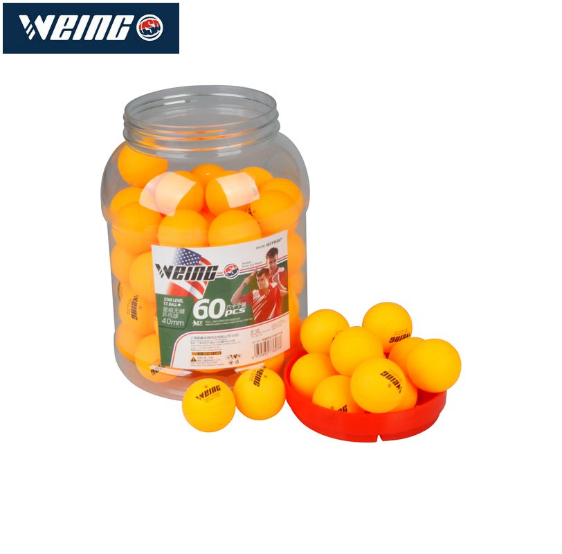 2018 Weing Ping Pong Balls With A Size Of 40mm Are Specially Designed For The Training And Teaching Of 1 Star Ping Pong Balls From Capsicum 27 25